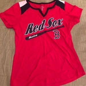 MLB RED SOX TEE